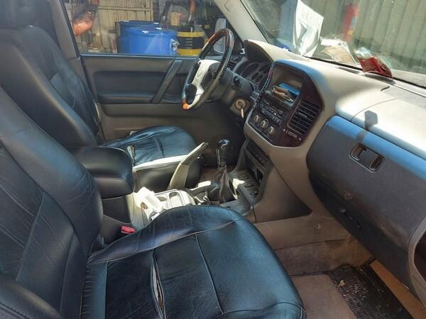 28#6053 Automobile Mitsubishi Pajero in vendita - foto 5