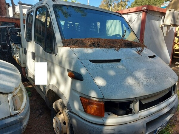 29#6053 Autocarro Iveco Daily in vendita - foto 4