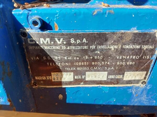 3#6053 Perforatrice CMW in vendita - foto 2