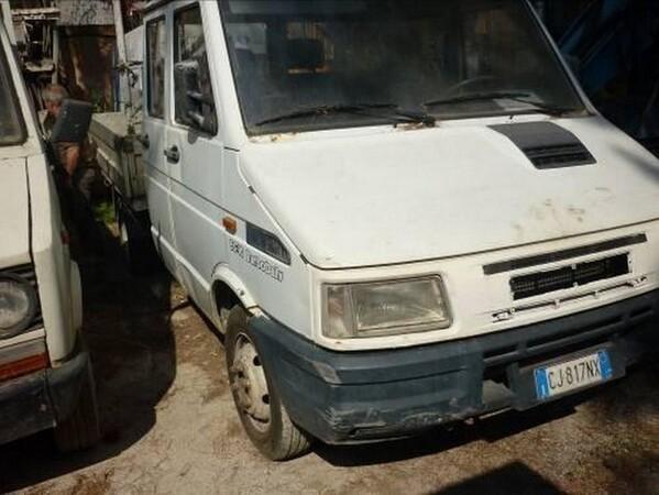 33#6053 Autocarro Iveco in vendita - foto 10