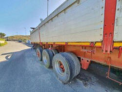 Construction material and Isuzu truck - Lot 0 (Auction 6054)