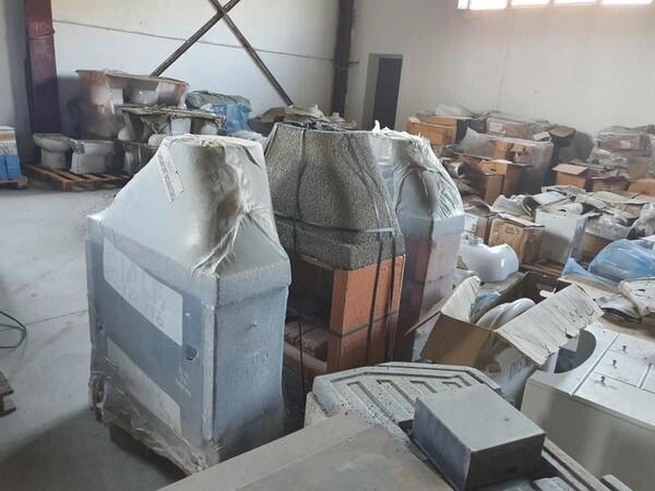 14#6054 Caminetto prefabbricato in vendita - foto 1