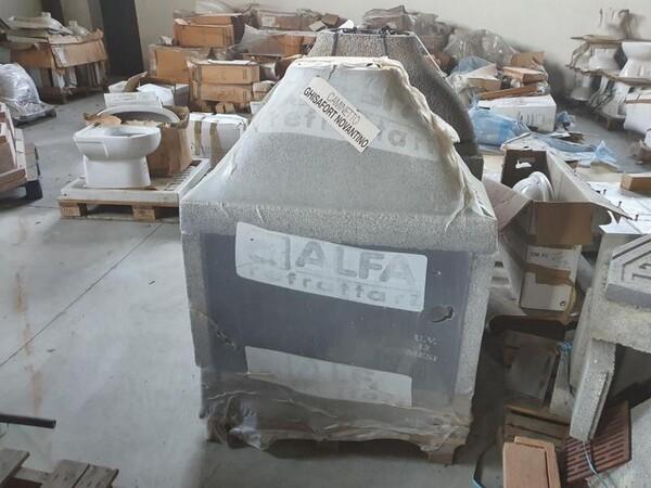 14#6054 Caminetto prefabbricato in vendita - foto 2