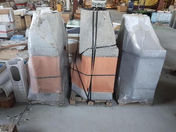 14#6054 Caminetto prefabbricato in vendita - foto 3