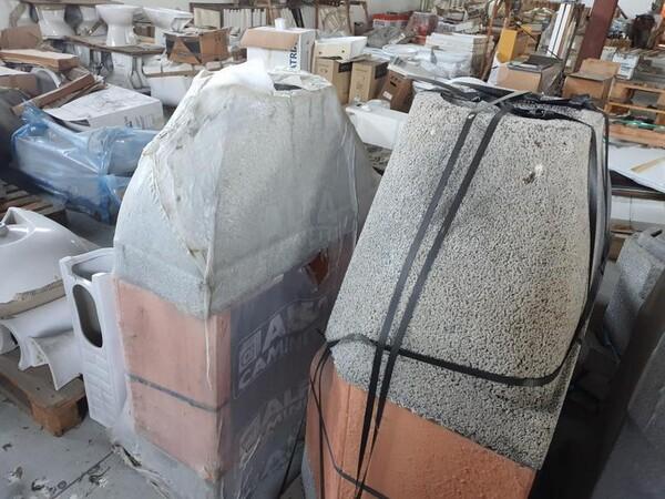 14#6054 Caminetto prefabbricato in vendita - foto 4