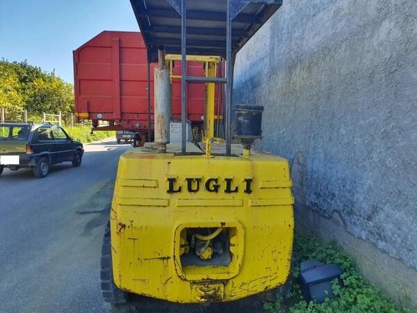 16#6054 Carrello elevatore Lugli in vendita - foto 5