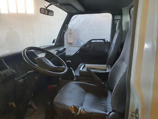 4#6054 Autocarro Isuzu in vendita - foto 4