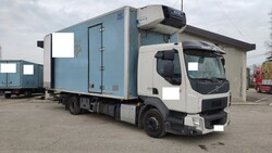 Volvo van and Iveco Daily Maxi van - Auction 6056