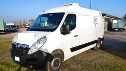 Furgone con frigo Opel - Lotto 2 (Asta 6056)
