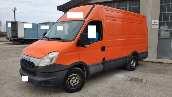 4#6056 Furgone Iveco Daily Maxi in vendita - foto 2