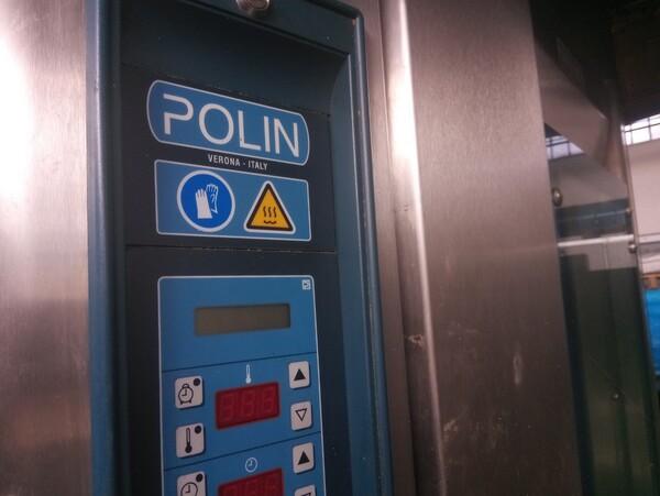 1#6057 Forno Polin Rotodrago 6080 Avant in vendita - foto 2