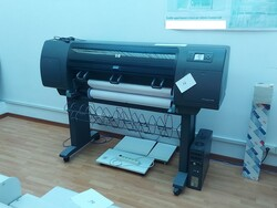 HP Design Jet Plotter and Lenor Drafting Machine - Lot 0 (Auction 6058)