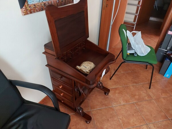 1#6058 Arredamento ufficio in vendita - foto 20