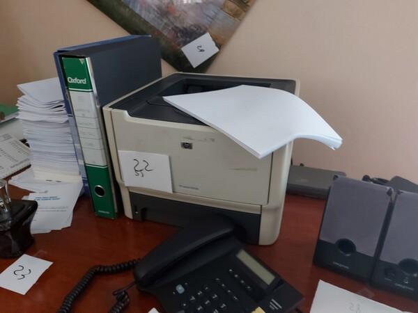 1#6058 Arredamento ufficio in vendita - foto 21