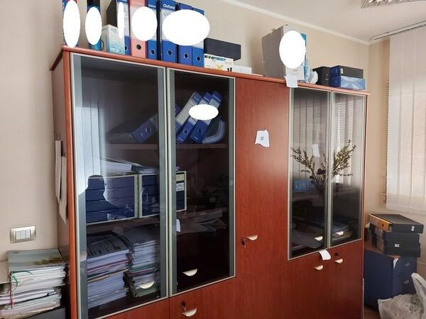 1#6058 Arredamento ufficio in vendita - foto 24