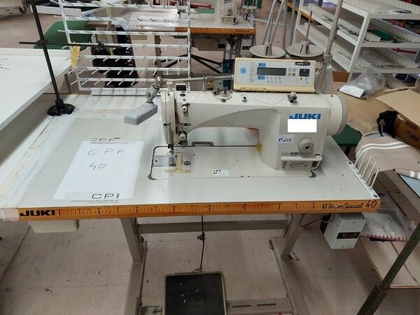 103#6059 Macchine lineari Juki e Pfaff in vendita - foto 3