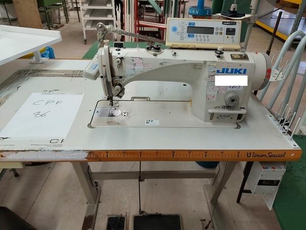 103#6059 Macchine lineari Juki e Pfaff in vendita - foto 9