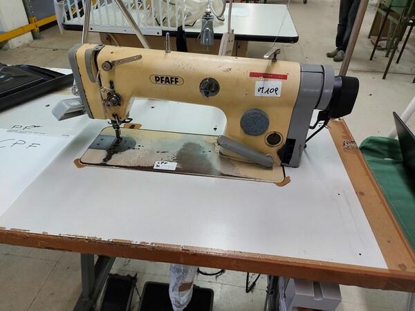 103#6059 Macchine lineari Juki e Pfaff in vendita - foto 21