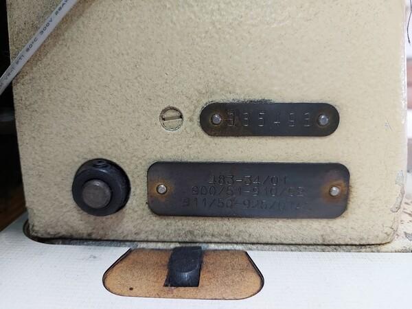 103#6059 Macchine lineari Juki e Pfaff in vendita - foto 23