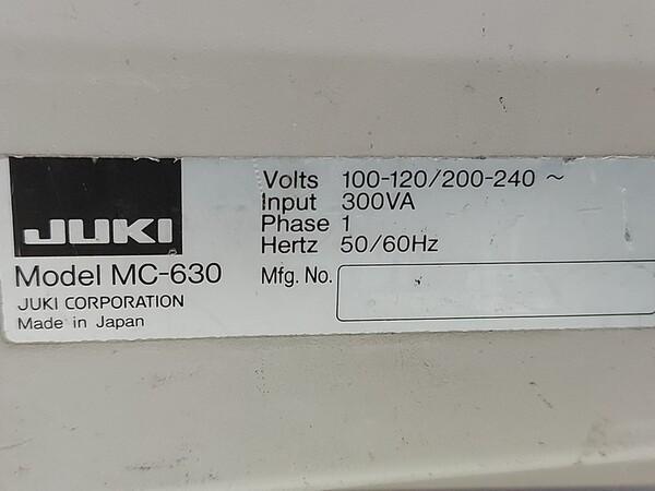 103#6059 Macchine lineari Juki e Pfaff in vendita - foto 26