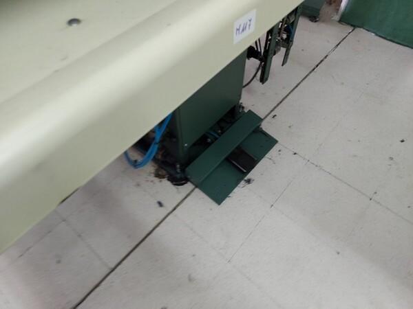 116#6059 Travettatrice Durkopp  e macchine lineari Pfaff in vendita - foto 6