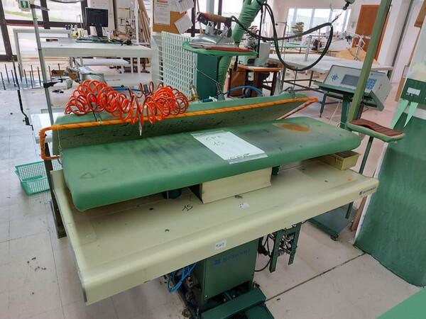 116#6059 Travettatrice Durkopp  e macchine lineari Pfaff in vendita - foto 8