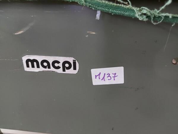 133#6059 Macchina imbastitrice Pfaff e piano da stiro Macpi in vendita - foto 15