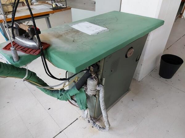 141#6059 Macchini lineari Juki DDL-9000DS e piano da stiro Ticiesse in vendita - foto 17