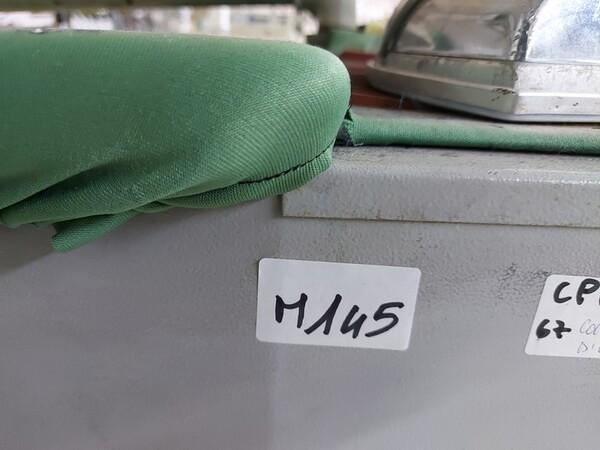141#6059 Macchini lineari Juki DDL-9000DS e piano da stiro Ticiesse in vendita - foto 18