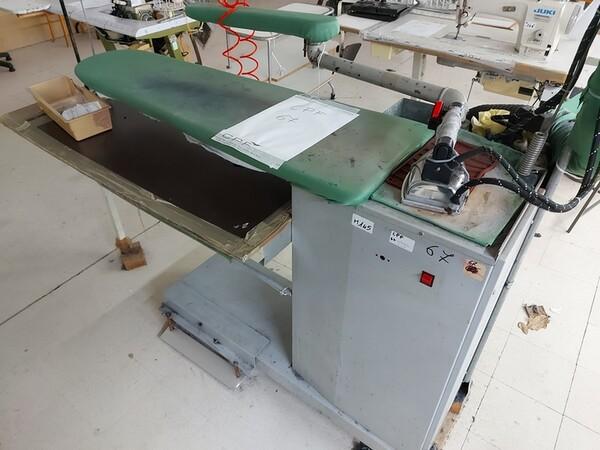 141#6059 Macchini lineari Juki DDL-9000DS e piano da stiro Ticiesse in vendita - foto 19