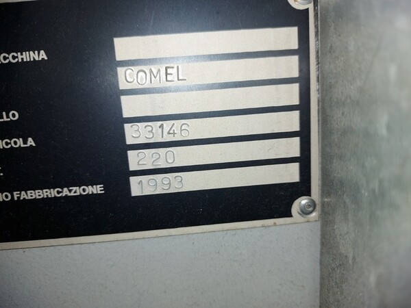 141#6059 Macchini lineari Juki DDL-9000DS e piano da stiro Ticiesse in vendita - foto 21