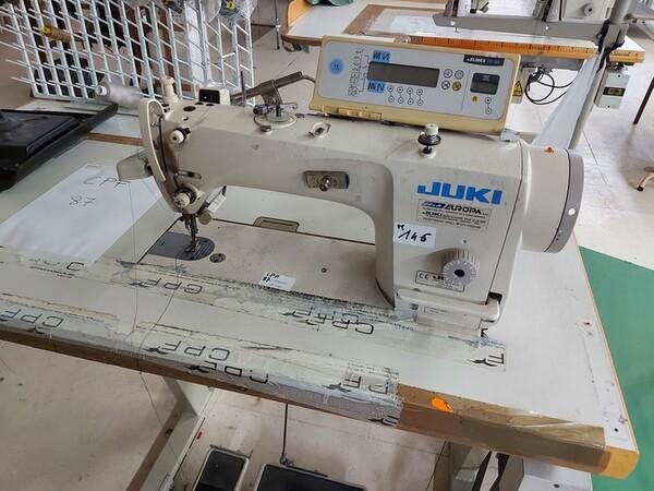 141#6059 Macchini lineari Juki DDL-9000DS e piano da stiro Ticiesse in vendita - foto 23