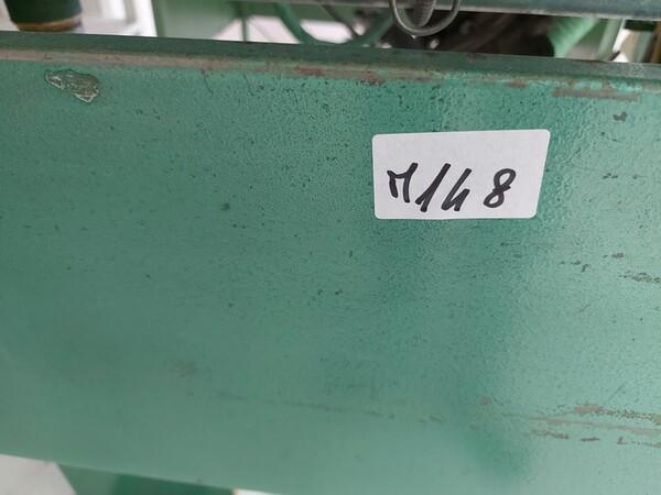 141#6059 Macchini lineari Juki DDL-9000DS e piano da stiro Ticiesse in vendita - foto 28