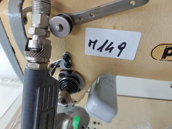 141#6059 Macchini lineari Juki DDL-9000DS e piano da stiro Ticiesse in vendita - foto 32