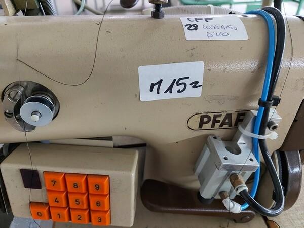 150#6059 Macchina attaccaspalline Durkopp e e tagliacuci Rimoldi in vendita - foto 10