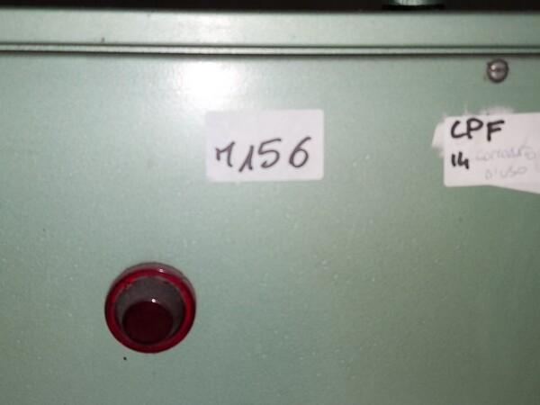 155#6059 Sega a nastro per tessuto Kuris e pressa adesivatrice in vendita - foto 7