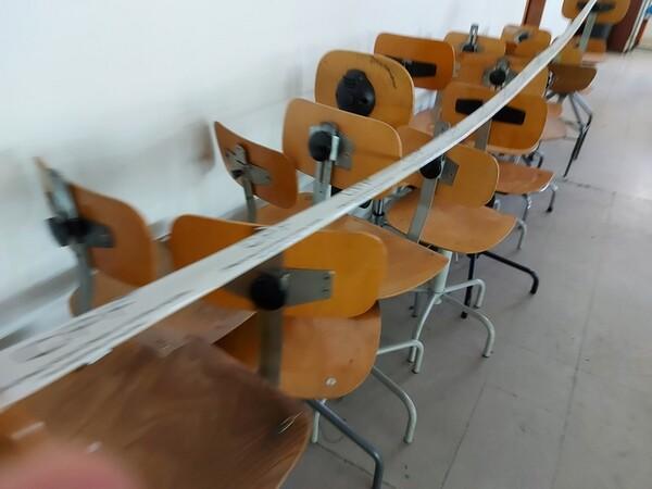157#6059 Arredamento per laboratorio tessile e  utensili per la lavorazione tessile in vendita - foto 5