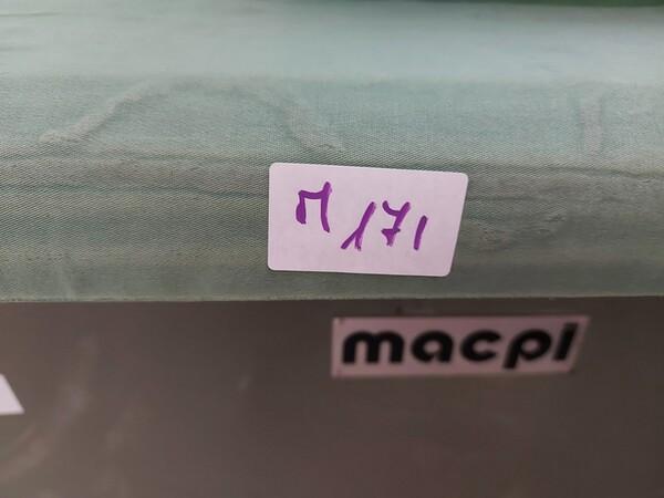 163#6059 Presse da stiro e macchina attaccabottoni Union Special Lewis in vendita - foto 32