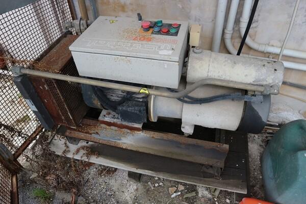 203#6059 Compressore Mattei e accessori in vendita - foto 1