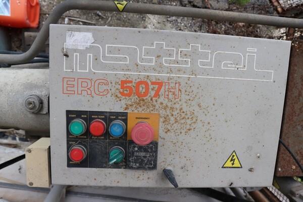 203#6059 Compressore Mattei e accessori in vendita - foto 2