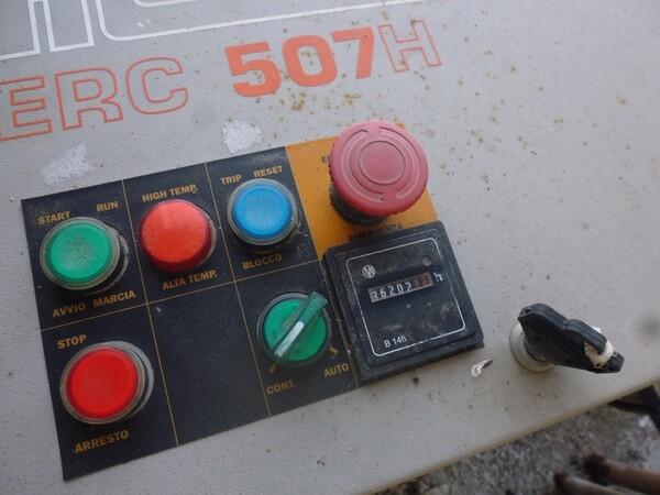203#6059 Compressore Mattei e accessori in vendita - foto 4