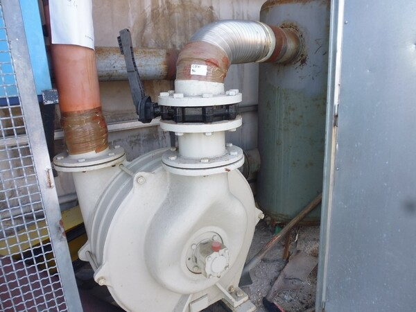 203#6059 Compressore Mattei e accessori in vendita - foto 5