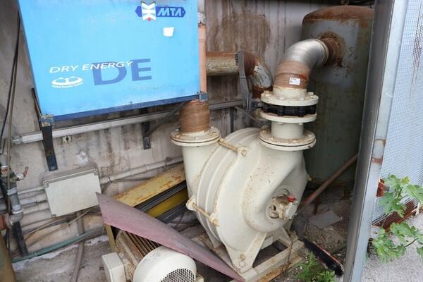 203#6059 Compressore Mattei e accessori in vendita - foto 8