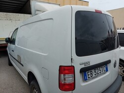 Volkswagen Caddy van - Lot 1 (Auction 6063)