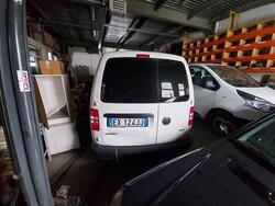Volkswagen Caddy van - Lot 3 (Auction 6063)