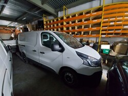 Furgone Renault Trafic - Lotto 2 (Asta 6064)