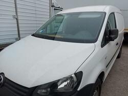 Volkswagen Caddy van - Lot 2 (Auction 6066)