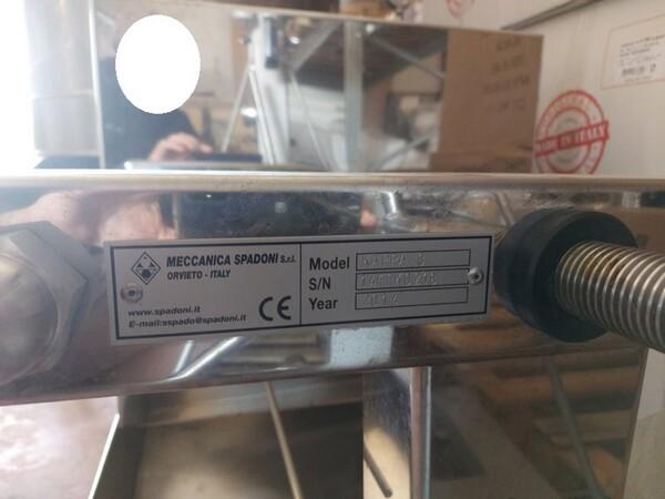 1#6067 Marchiatrice Nimax e serbatoi in vendita - foto 9