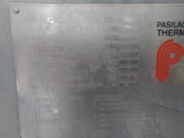 1#6067 Marchiatrice Nimax e serbatoi in vendita - foto 29