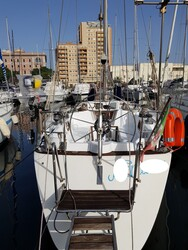 Barberis sailboat - Lot 1 (Auction 6071)